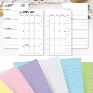 2019+2020 Fit Kate Spade Organizer Agenda Planner